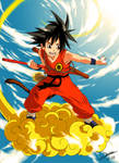 Young Goku - Dawn of a journey