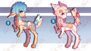 Resell: Pairoe Adoptables (AB only) OPEN by EZ-Adopts