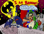 I. M. Batman and I. R. Riddler