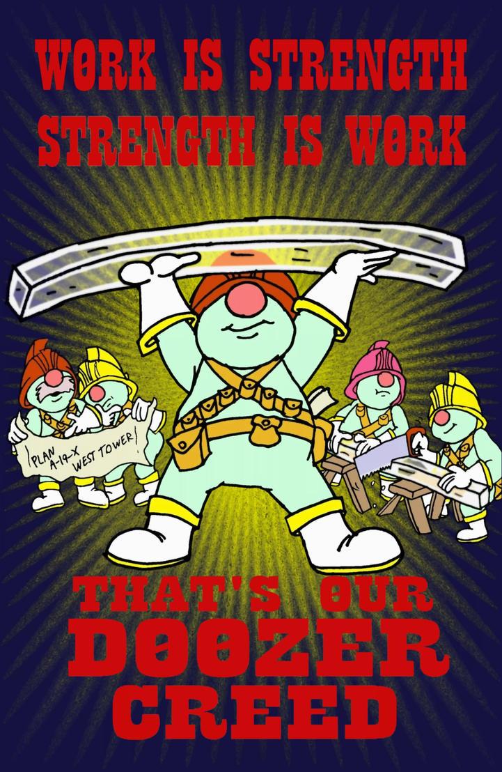 Doozer Propaganda by mightyfilm