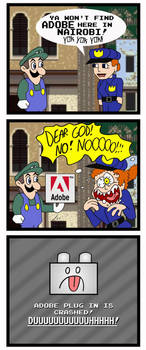 Don't feck with Weegee