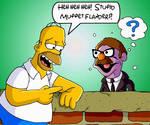 Homer meets Herbert