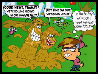 Timmy's Parents by mightyfilm