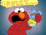 Elmo's Dirty Habit