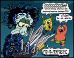 Squidward Scissorhands