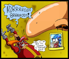 Robotnik's Best Day Ever by mightyfilm