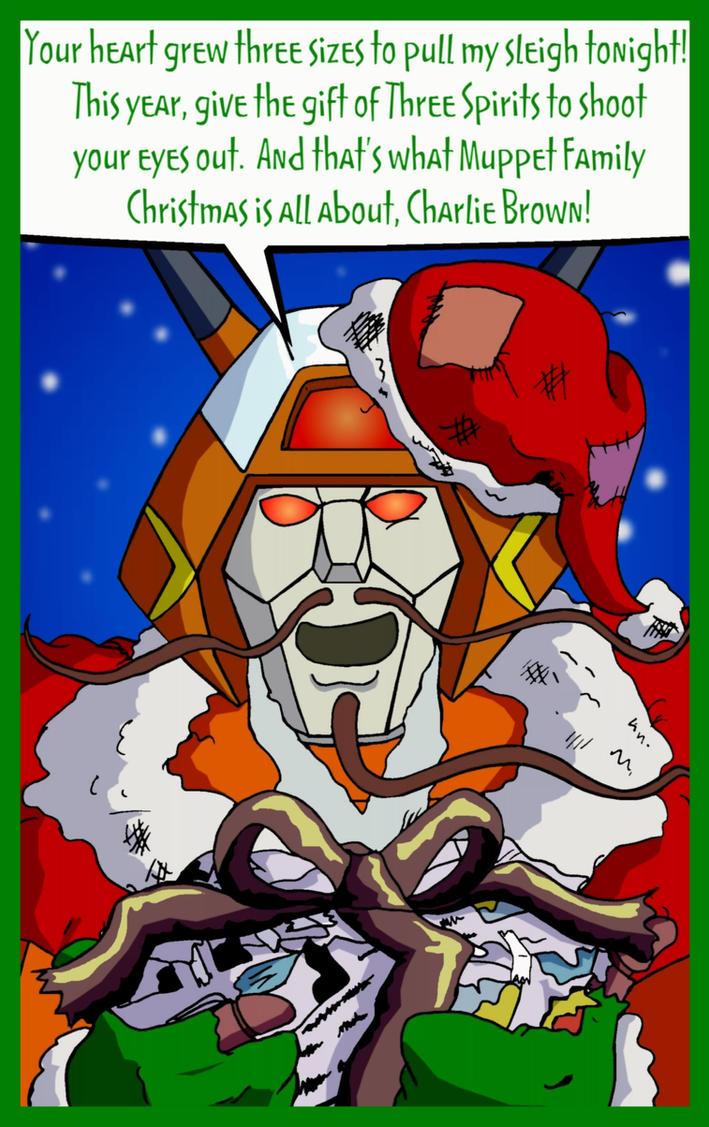 Junkion Seasonal Greetings by mightyfilm