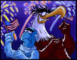 Eagle Day Celebration by mightyfilm