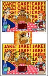 Cake from Jakefarm