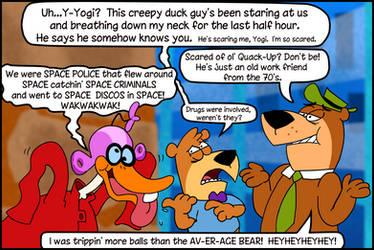 Ducking Around, I'm Just Ducking Around
