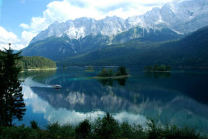 Mountain Lake 16890336 by StockProject1