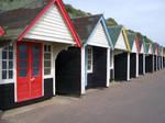 Beach Huts 132919