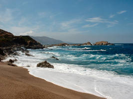 Rocky Beach 129001 by StockProject1