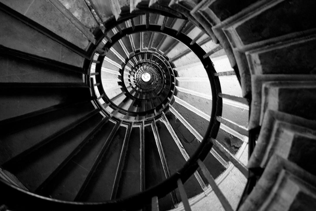 Merveilleux Spiral Staircase 3159867 By StockProject1 ...