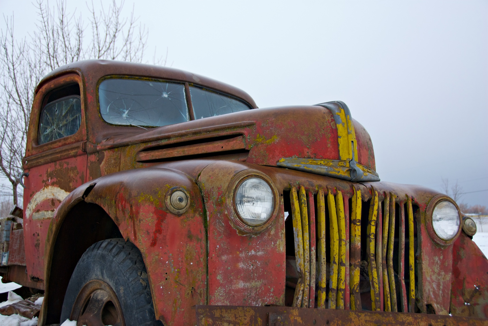Old Truck 11904189