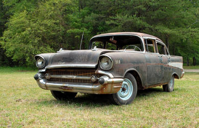 Rusted Car 3139817