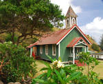 Green Church 10723316