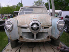 Rusty Car 187056 by StockProject1