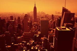 Manhattan Skyline 15051008 by StockProject1
