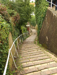 Steps Down 16636922 by StockProject1