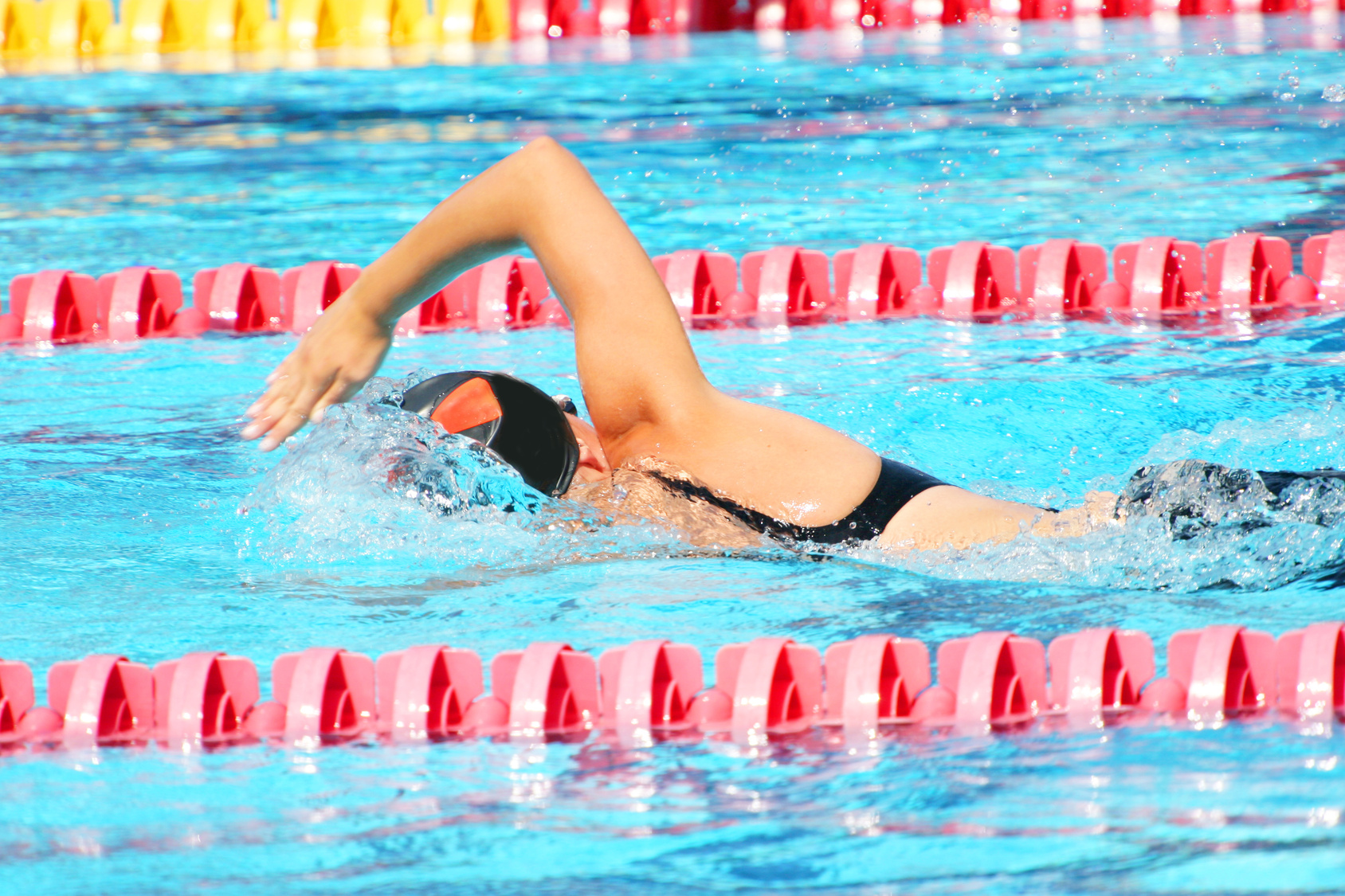 How to Use Swimming to Relieve Your Back Pain by palmpoolsandspas.com.au