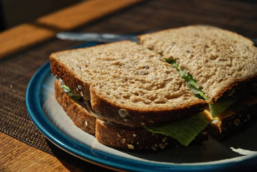 Half Sandwich 16278607 by StockProject1