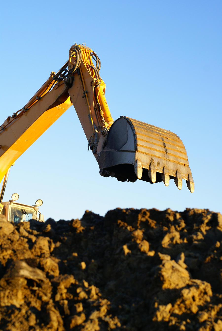 Hydraulic Excavator 5451044