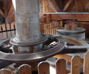 Steel Gears 15941157 by StockProject1