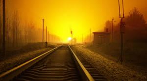 Sunset Railroad 16055396