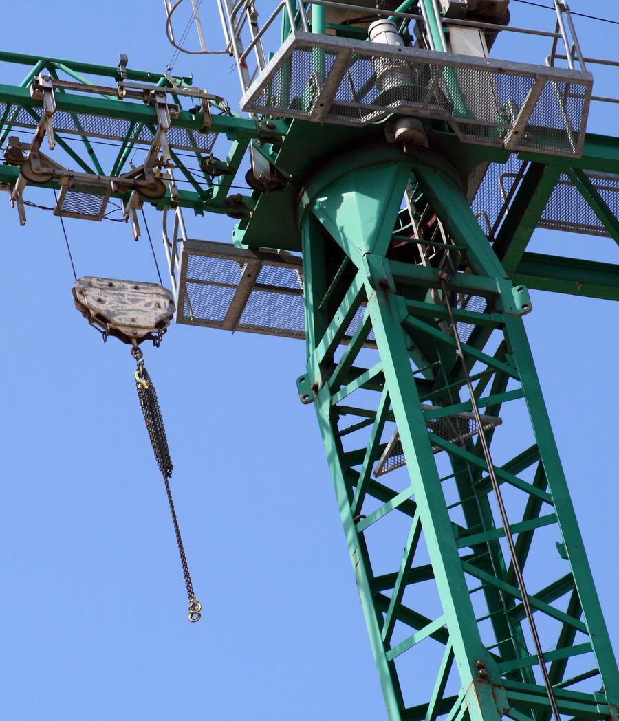 Green Crane 16061134