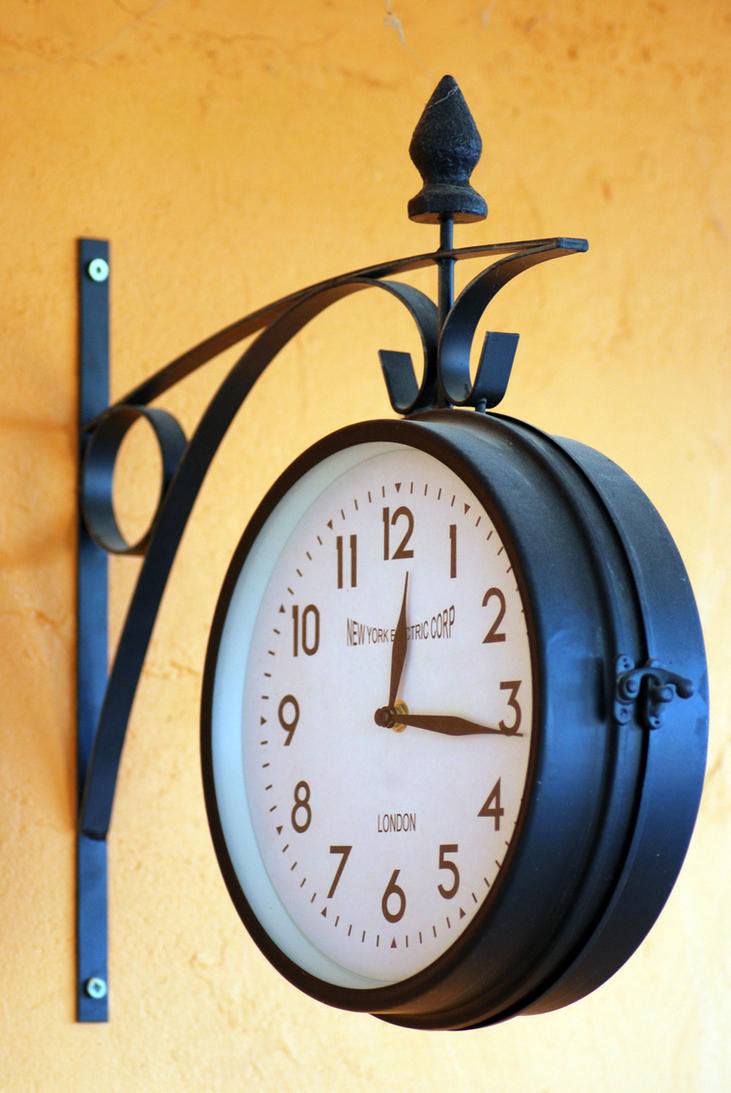 Hanging Clock 15738768 by StockProject1