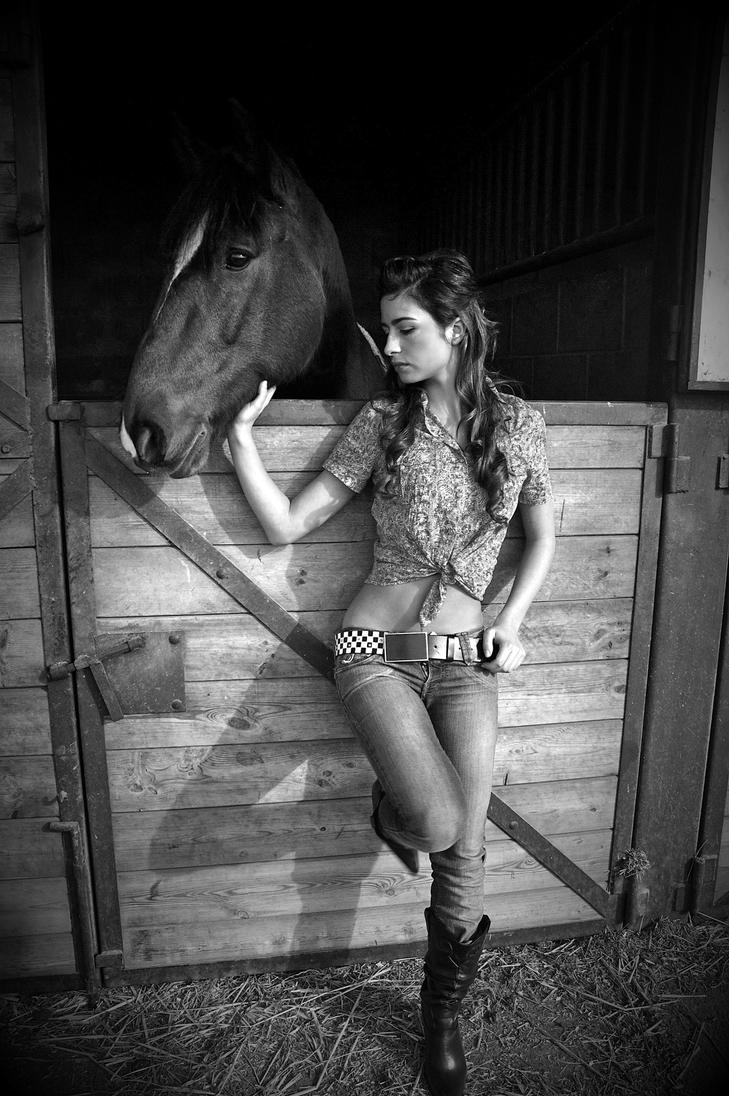 Stable Girl 10987778 by StockProject1
