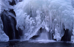 Icy Cliff 147724 by StockProject1