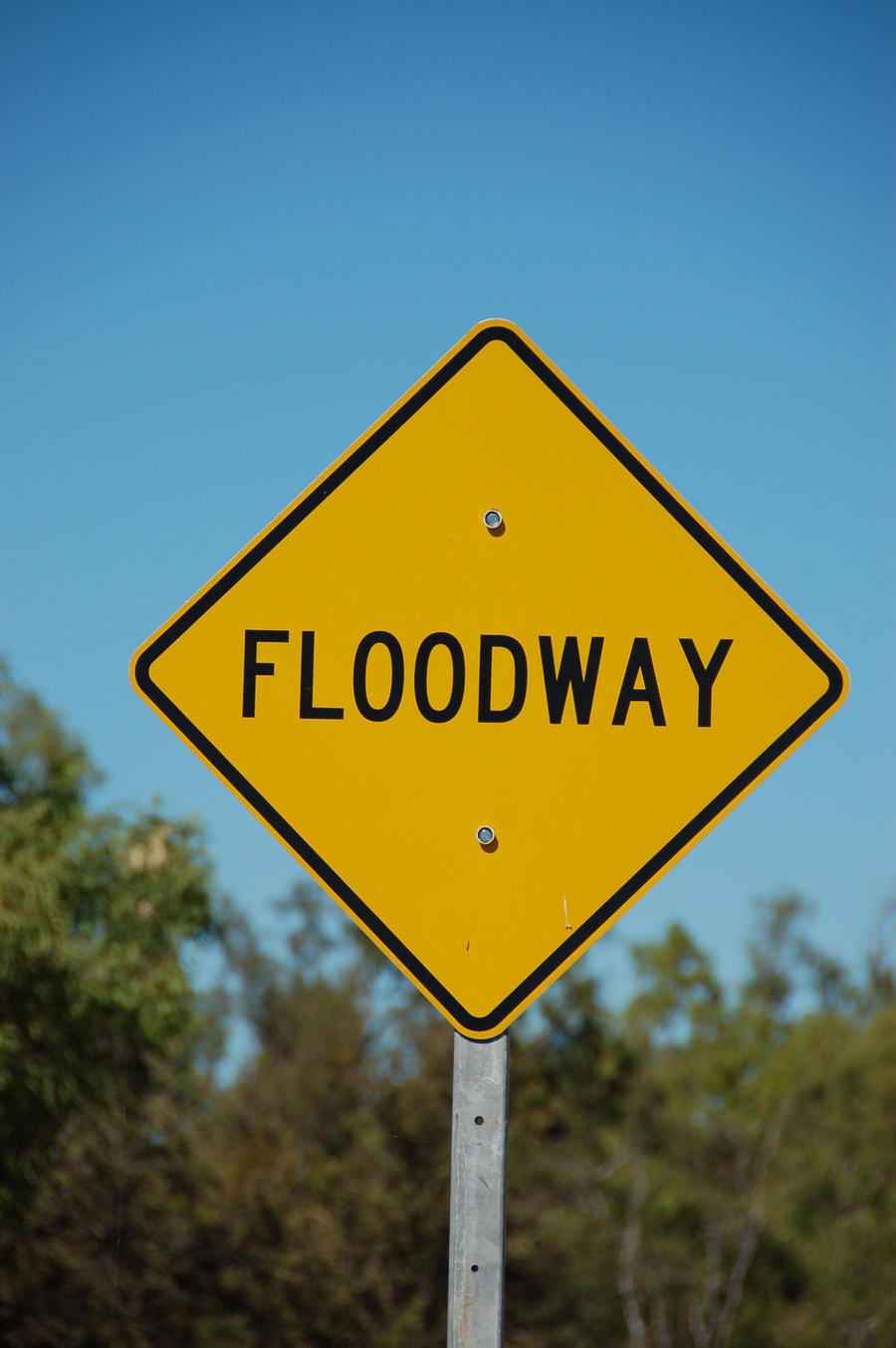 Floodway Sign 4771841