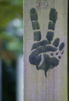 Hand Graffiti 5234057 by StockProject1