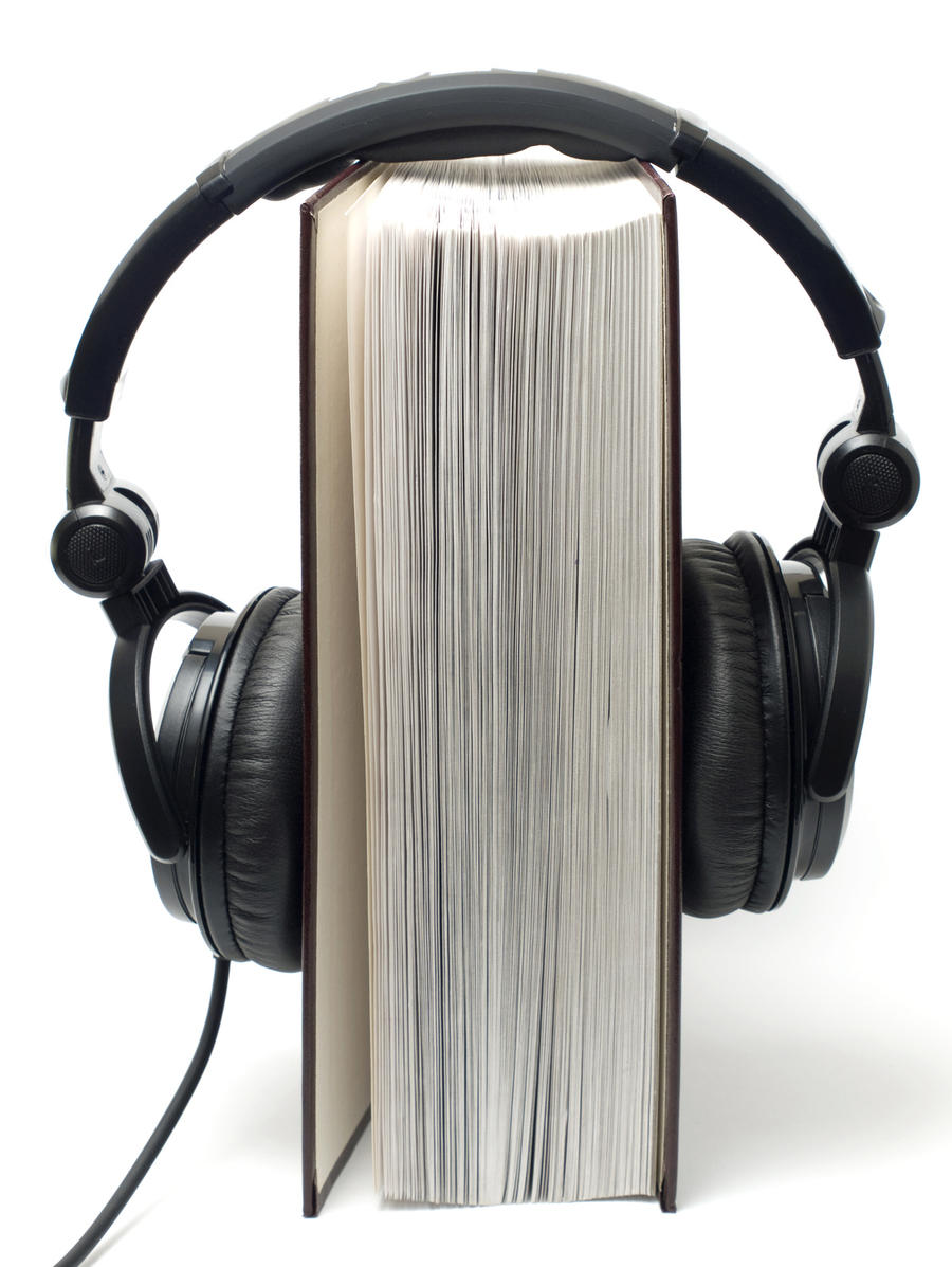 Audio Book 12900894 by StockProject1