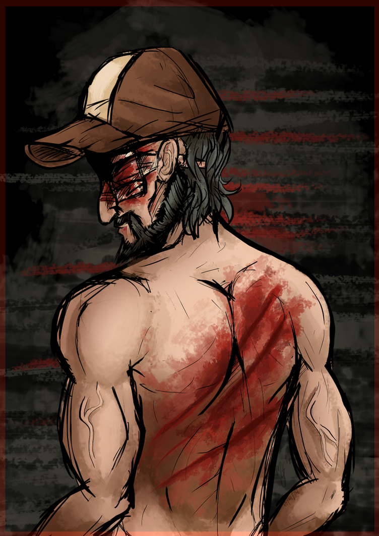 Shirtless Kenny by FrozenFlights