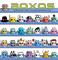 Boxos - See Them All + More