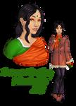 MDI 2011: India by Lyricanna