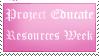 Resources Stamp by Lyricanna