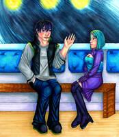 Commission: Cul and Dani by Lyricanna