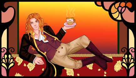 Tea Time with Ferdinand