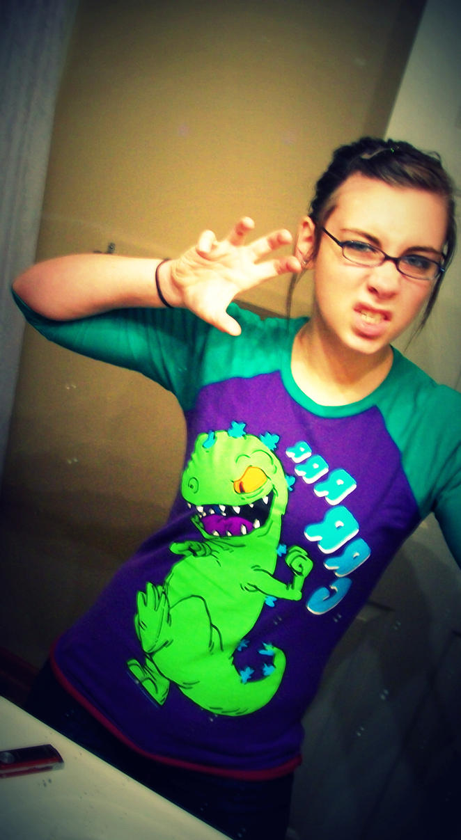 Reptar Rawr by SatansSister