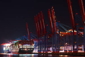 Hamburg Hafen by kpkoch