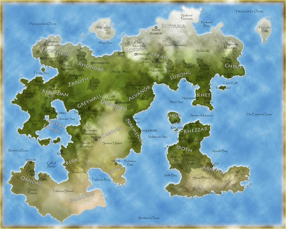 Map 8-23-2013 by Studpuffin