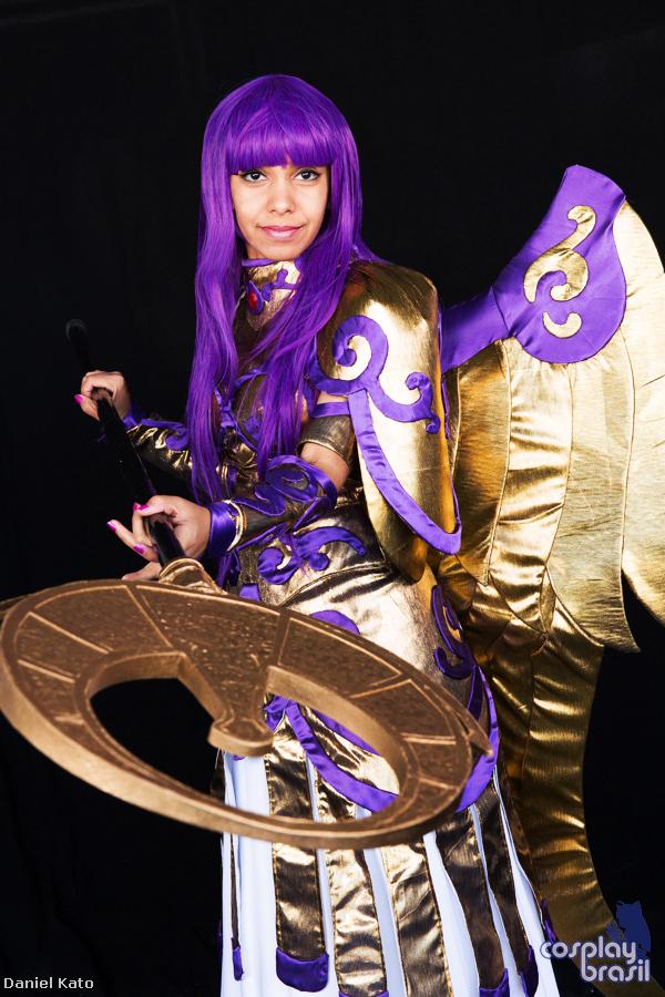 Saint Seiya Myth Cloth Athena 1 by Tamy-chan-tsuki