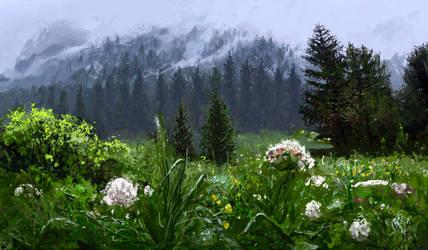 Tatras by Synski