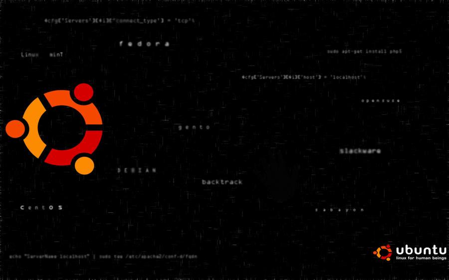 ubuntu by darian85