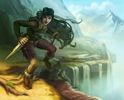 Mountain Ranger by Mirchaz