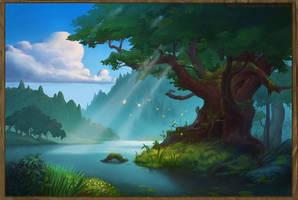 Fairy Tree by Mirchaz